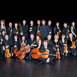 Adagio in G minor for organ, solo violin & strings