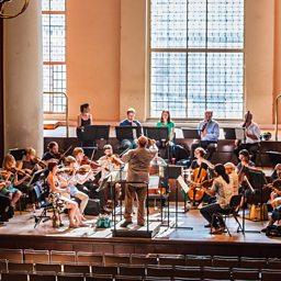 Symphony in B flat, Op.18 No.2; 3rd mvt, Presto
