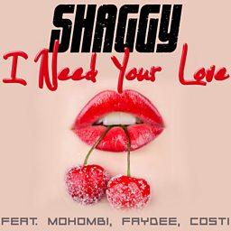 I Need Your Love (feat. Mohombi, Faydee & Costi Ioniță)