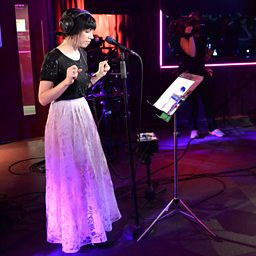 King (Radio 1 Live Lounge, 17 Sep 2015)
