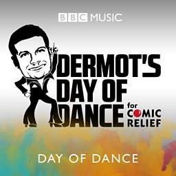 Dermot's Day of Dance: Comic Relief 2015