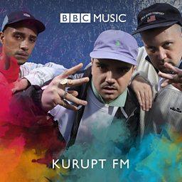 Kurupt FM's Garage Classics