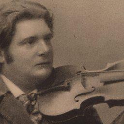 Prelude from Sonata no. 2 in A minor Op.27`2 (Obsession) for violin solo