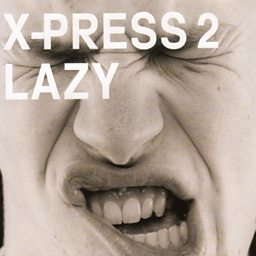 Lazy (feat. David Byrne)
