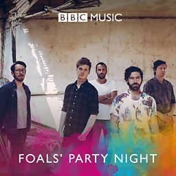 Foals' Party Night Playlist
