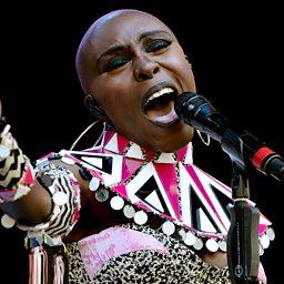 Phenomenal Woman (Glastonbury 2016)