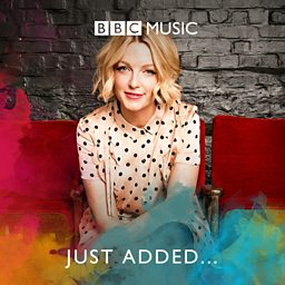 Lauren Laverne's Just Added...