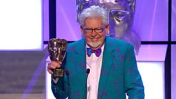 Rolf awarded BAFTA Fellowship