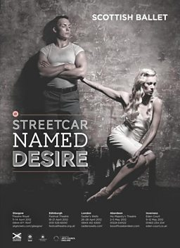 A STREETCAR NAMED DESIRE, SCOTTISH BALLET