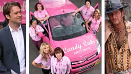 About Candy Cabs
