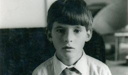 Sebastian Coe's childhood years