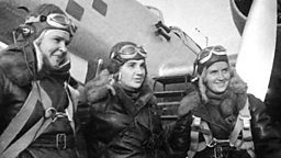 See an audio slideshow of the Night Witches