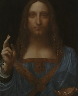 Salvator Mundi - The Saviour of the World