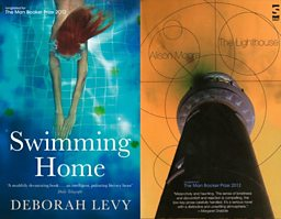 Swimming Home by Deborah Levy and The Lighthouse by Alison Moore