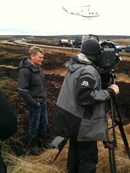 Tom Investigates Peat