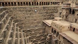 Photo: Chand Baori Stepwell, Rajasthan.