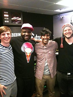Does It Offend You, Yeah? Ace from 1Xtra, and The Japanese Popstars