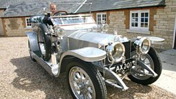 Photo: Rolls Royce Silver Ghost