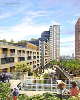 How Via Verde in the Bronx will look