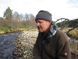 Des Duggan from the RSPB