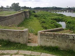 Tipu's Fortress at Seringapatam