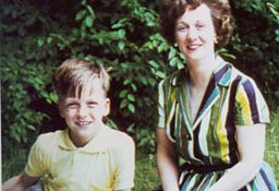 Young Richard and his Mother
