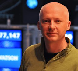 Find out more about our presenter Marcus du Sautoy