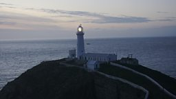 Photo: South Stack Lighthouse