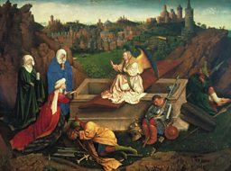 The Road to van Eyck