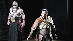 Marcello Àlvarez as Radames