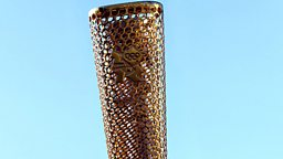 History of the Olympic torch