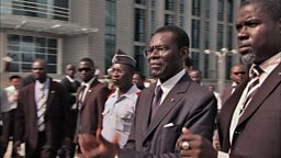 Photo: President Obiang
