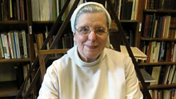 Sister Mary Aline – Archivist at the English Convent in Bruges