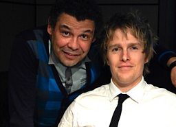 Craig Charles and Lack Of Afro