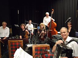Iain MacPhail and his Scottish Dance Band