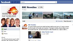BBC Newsline on Facebook