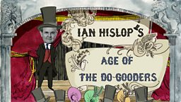 Photo: An Illustrated Ian Hislop