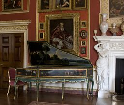 Ruckers Harpsichord of 1636