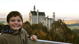 Photo: Philipp by Neuschwanstein Castle