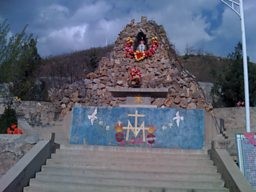 The Shrine of the Holy Mother in Sangyu
