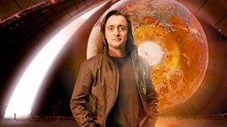 Richard Hammond In The Earth Hanger