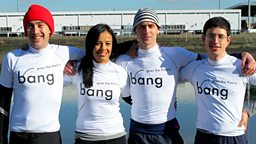Bang boat race