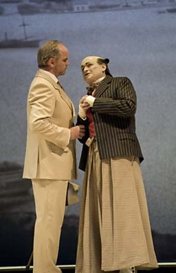 Anthony Michaels-Moore As Sharpless, Robin Leggate As Goro