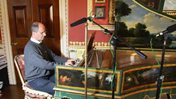 Olivier Baumont at the Ruckers Harpsichord of 1636