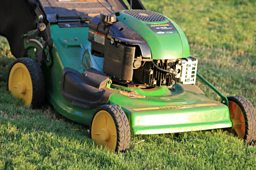 Topic Today - Garden machinery incidents