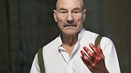 Photo: Patrick Stewart as Macbeth
