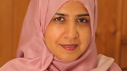 Pause For Thought with the author Shelina Janmohamed