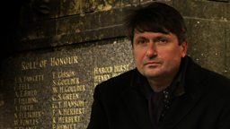 Simon Armitage - The Manhunt