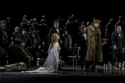Eva-Maria Westbroek as Elisabeth & Christof Fischesser as Herrmann