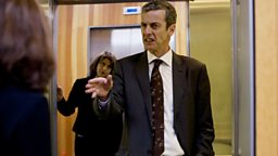 Photo: Nicola Murray and Malcolm Tucker